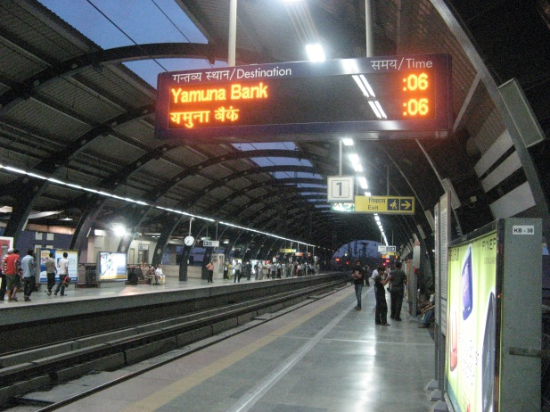 delhi-metro-on-time